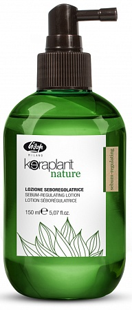 Себорегулирующий лосьон - Keraplant Nature Sebum-Regulating Lotion Lisap Milano, 150 мл